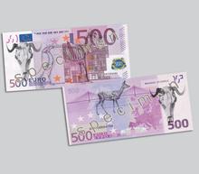 Weltuntergang Moosach 2012 Geld verbrennen