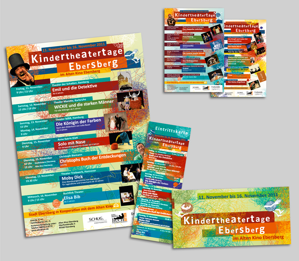 Kindertheatertage Ebersberg
