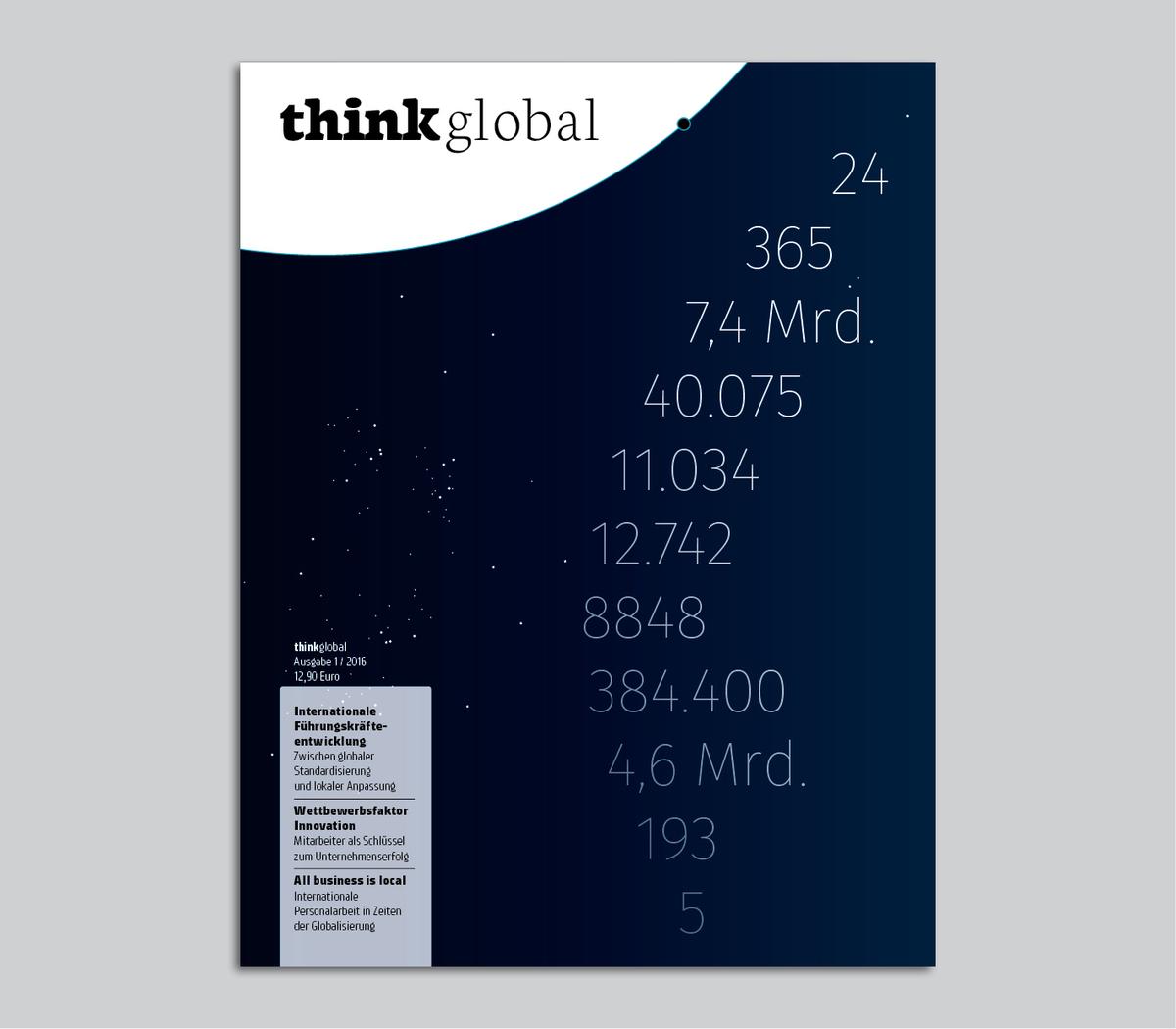 think global 1